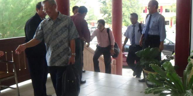 Prodi Agroteknologi Sambut Kedatangan Tim Asesor BAN-PT