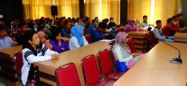 Prodi Agroteknologi gelar rapat bersama Mahasiswa angkatan 2011 dan 2012