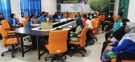 Seminar Akhir Mahasiswa Magang Program Studi Agroteknologi di BPTP Sul-Teng